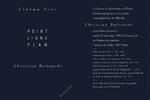 Soirée Christian Boltanski 10 novembre 1998. Cinéma des cinéastes
