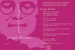 Soirée Joseph Morder Jeudi 19 février 2004. La fémis