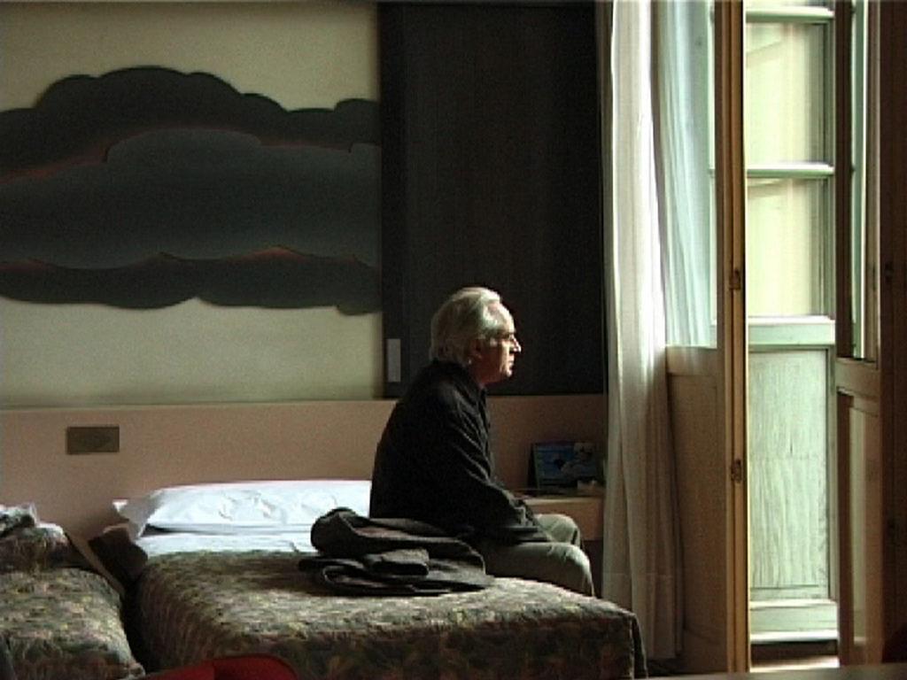 Jean-Claude Rousseau - Lettre à Roberto