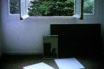 Jean-Claude Rousseau - Jeune femme à sa fenêtre lisant une lettre
