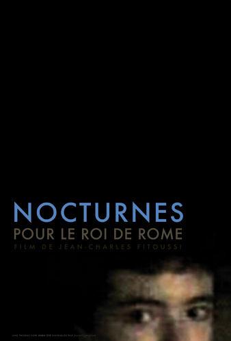 Nocturnes pour le roi de Rome, Jean-charles Fitoussi - affiche