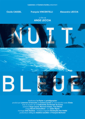 Nuit Bleue, Ange Leccia