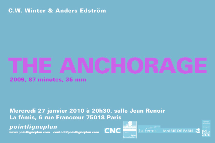 The Anchorage, Winter et Adstrom