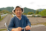 Slow Life, portraits d'habitants du village d'Ohara, Japon, septembre 2011