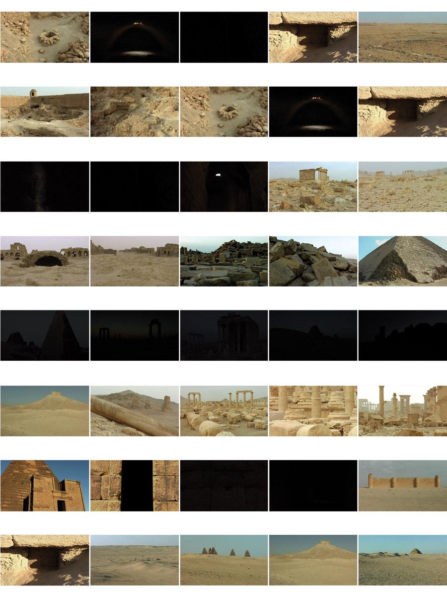 Archéofictions, document de travail