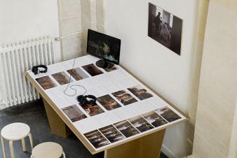 Nora Martirosyan: Déviation vers l'est, film en cours