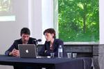 Valérie Mréjen et Bertrand Schefer, séminaire, La Fabrique