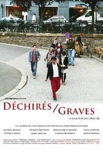 Vincent Dieutre - Déchirés/grave ; affiche