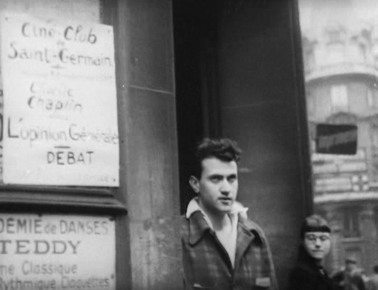 Isidore Isou, Traité de bave et d'éternité, 1950