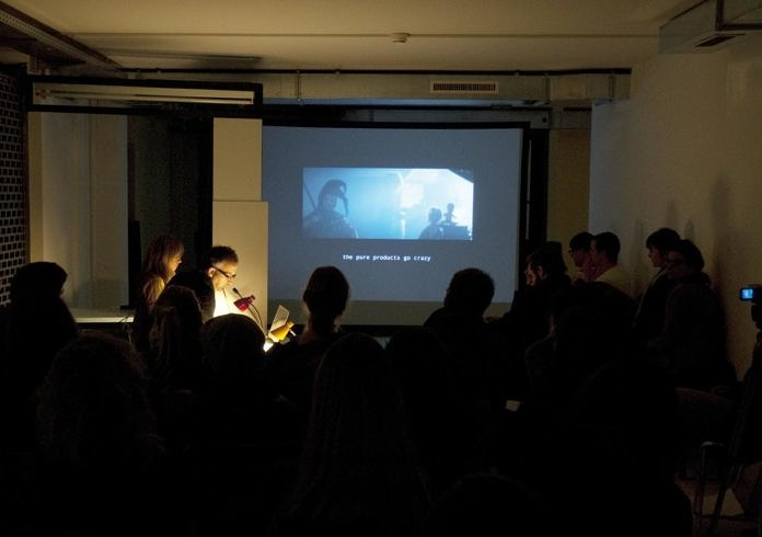 UIQ: A Space Oddity, Le Foyer Zurich, photo courtesy of Petra Koehle