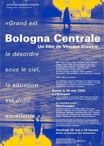 Bologna Centrale, sortie nationale