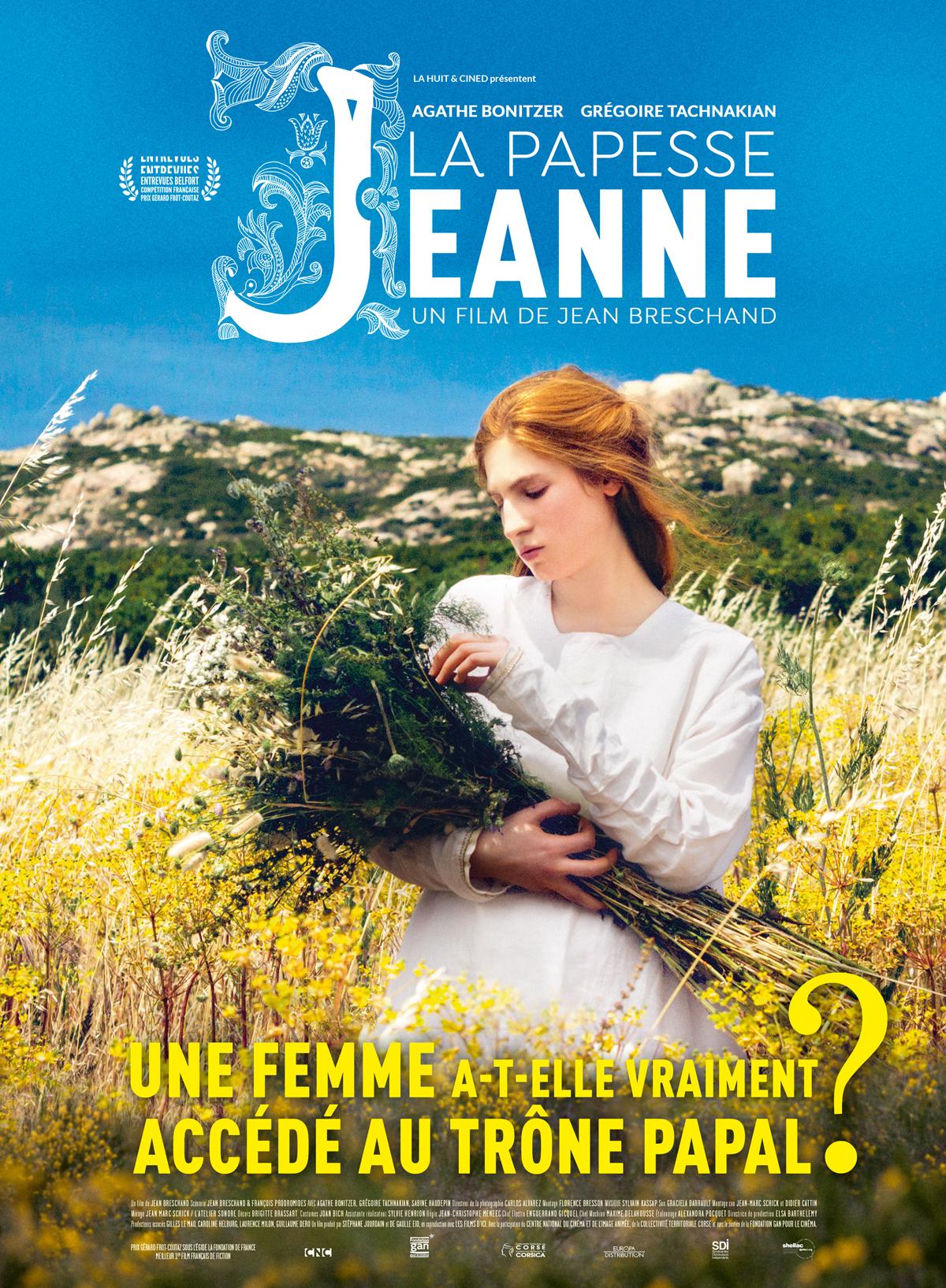 La papesse Jeanne, de Jean Breschand