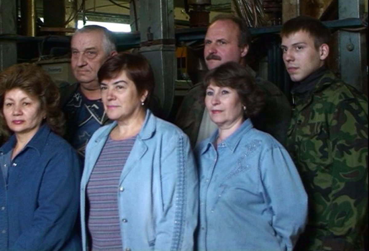 """For example, Fabrika"", 35 min., couleur, 2010, langue du film: russe."