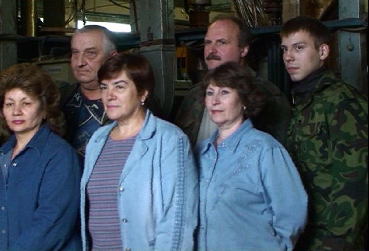 """For example, Fabrika"", 35 min., couleur, 2010, langue du film: russe."